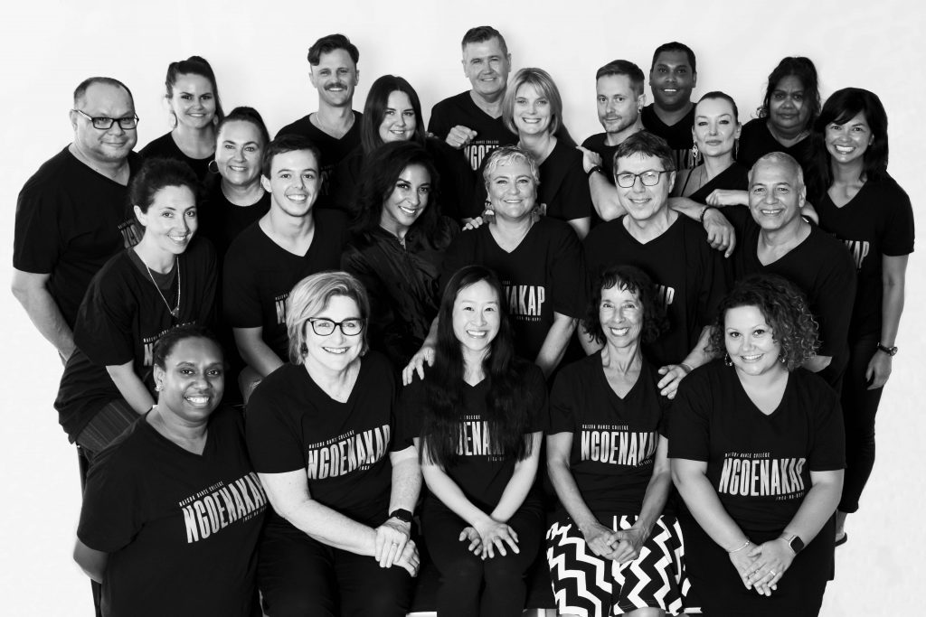 NAISDA Staff 2020