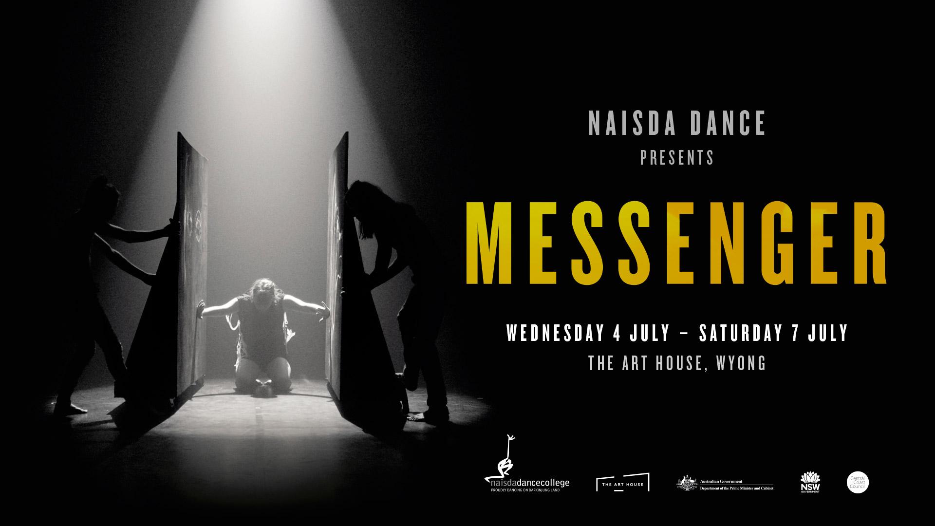 NAISDA presents Messenger