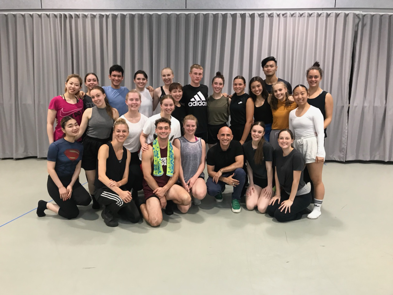 Kiara and Maddison: Secondment with Sydney Dance Company - NAISDA