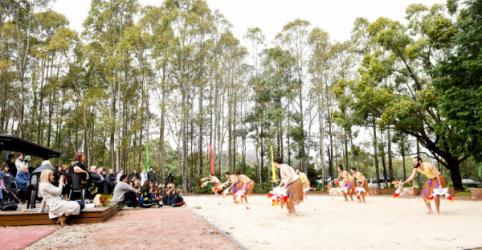 NAISDA opens Nhangara Barayi dancing ground