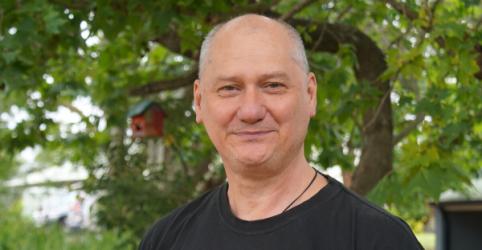 Alfred Taahi joins NAISDA