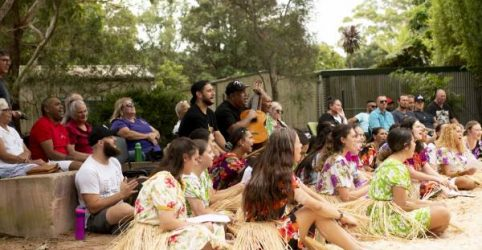 NAISDA 2021 Cultural Residency connects young people to culture and community